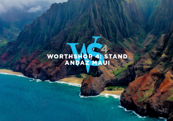 Hawaii Life Real Estate's Worthshop 4 Conference